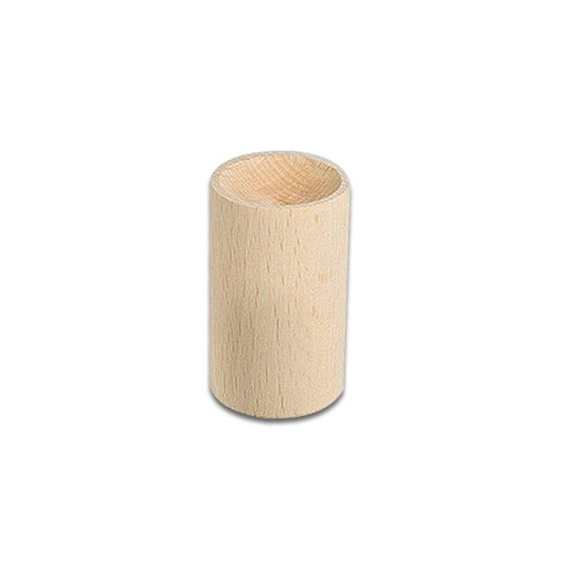 Essential oil diffused from wood