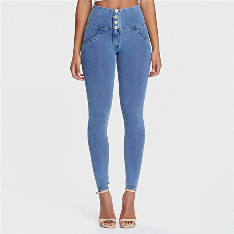 Melody women's skinny high-waisted jeans