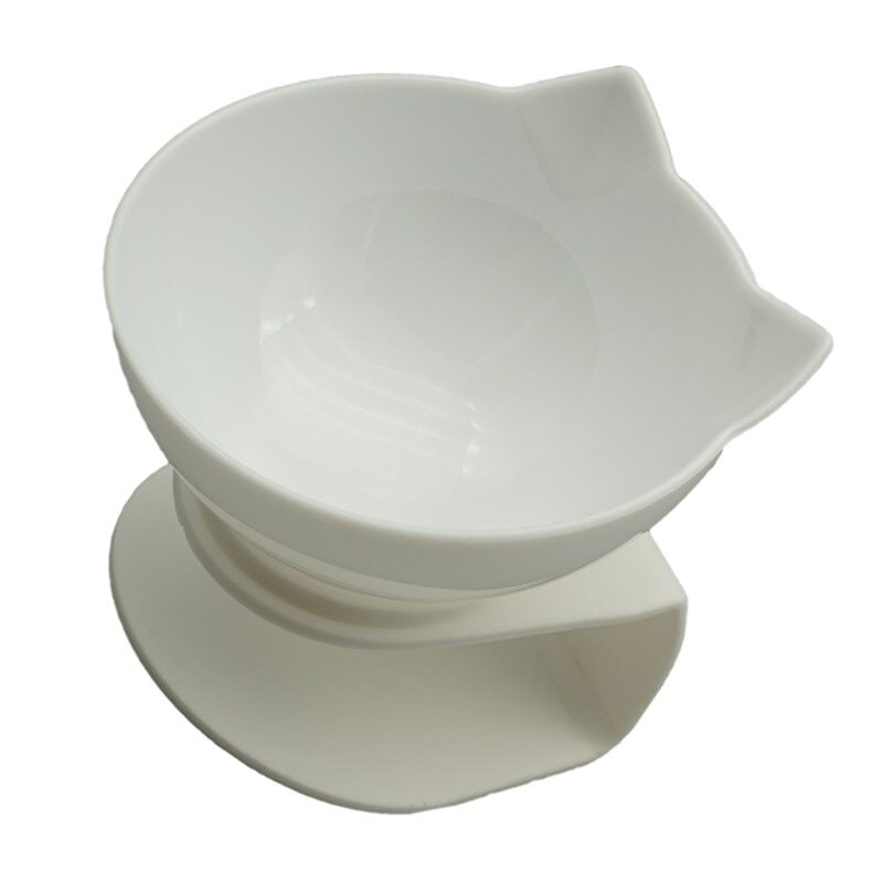 Non-Slip Double Cat Bowl Dog Bowl With Stand Pet Feeding Cat Water Bowl For Cats Food Pet Bowls For Dogs Feeder Product Supplies 17