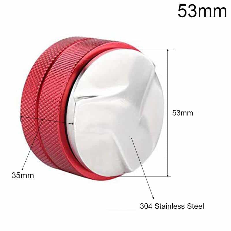 Coffee Bottomless Portafilter for Filter 51MM Replacement Filter Basket Coffee Accessories 7