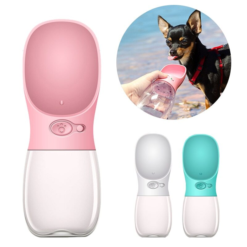 Portable Pet Dog Water Bottle For Small Large Dogs Travel Puppy Cat Drinking Bowl Outdoor Pet Water Dispenser Feeder Pet Product 1