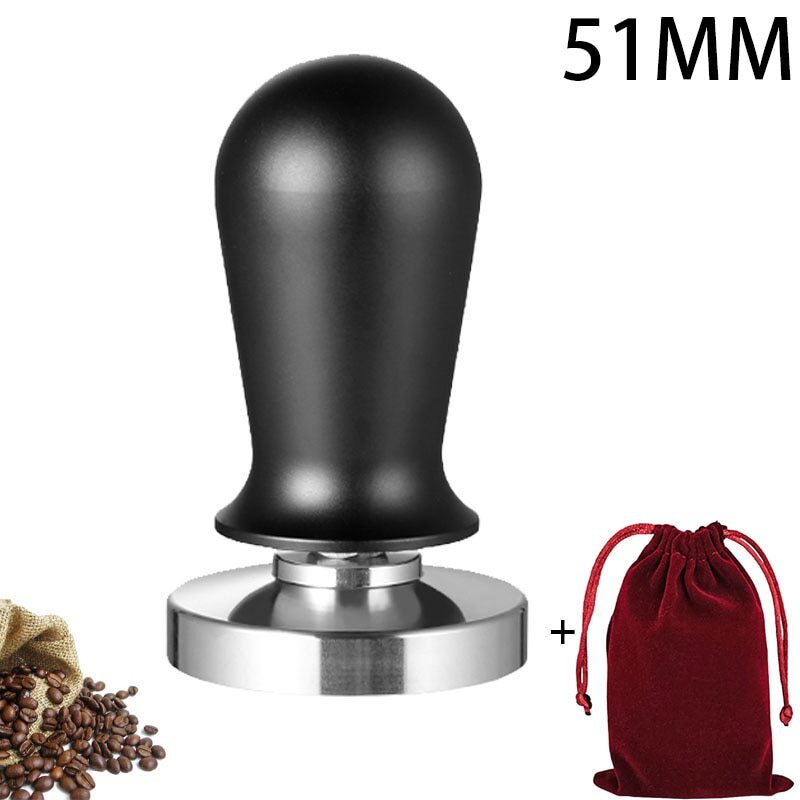 Coffee Bottomless Portafilter for Filter 51MM Replacement Filter Basket Coffee Accessories 21