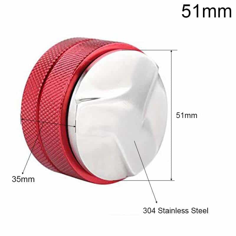 Coffee Bottomless Portafilter for Filter 51MM Replacement Filter Basket Coffee Accessories 31