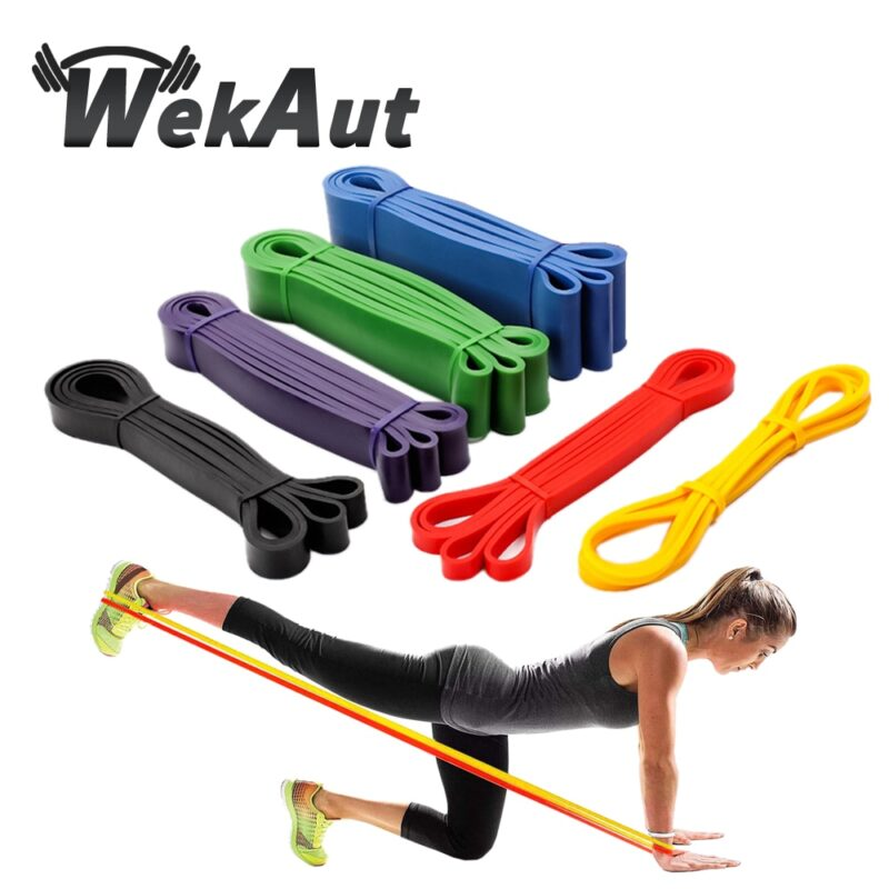 Stretch Resistance Band Exercise Expander Elastic Fitness Band Pull Up Assist Bands for Training Pilates Home Gym Workout 1