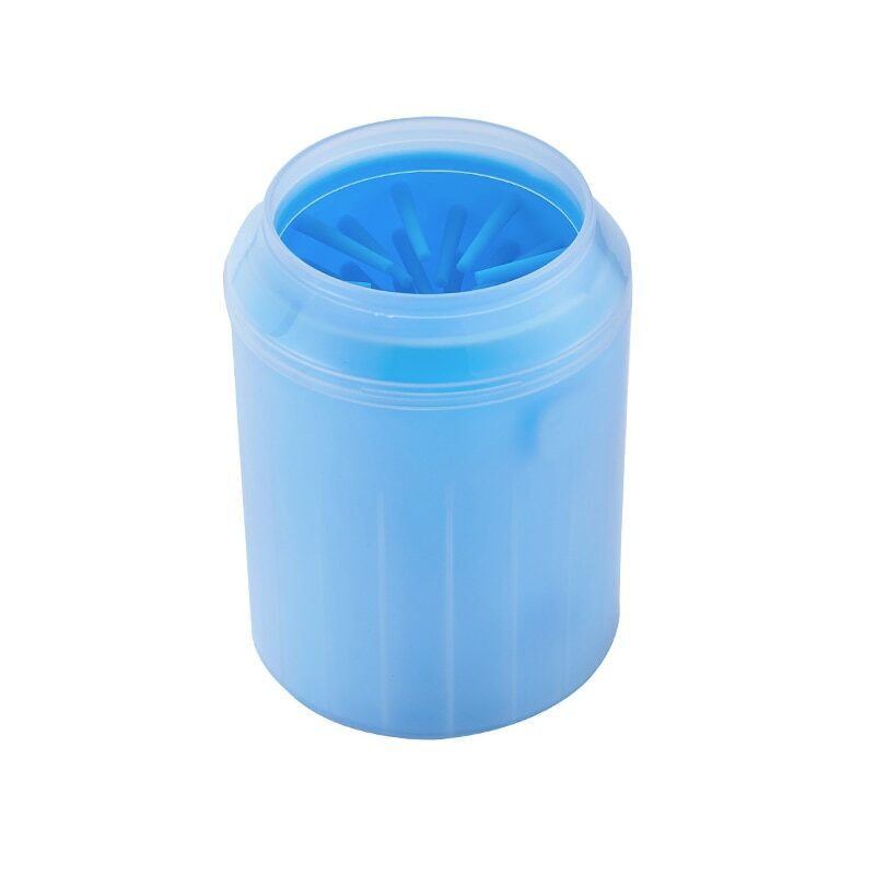 S/M/L Pet Foot Washing Cup Silicone Dog Paw Cleaner Cups Soft Combs for Quickly Clean Dogs Cats Dirt Paw Pet Foot Wash Tools 7