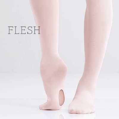 Ballet Tights With Hole 12 Pcs Wholesale Seamless Tigts Ballet Stockings Dance Pantyhose 60D Convertible Ballet Leggings 18
